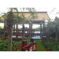 生态餐厅玻璃温室 玻璃景观温室大棚建设 质优价廉欢迎来电
