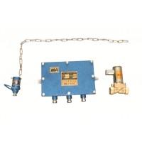 触控洒水装置ZP127喷雾降尘装置触控洒水
