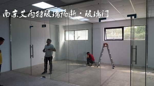 无框玻璃门2