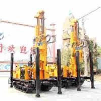 山东直推式环境监测取样钻机生产厂家 履带式双动力头环境取样钻机