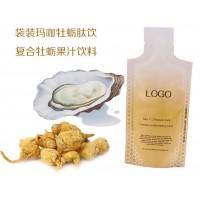 上海袋装玛咖牡蛎肽饮料加工贴牌