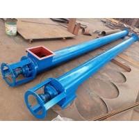 四川南充GL管式绞龙螺旋输送机供应商|正域|污泥干粉输送设备