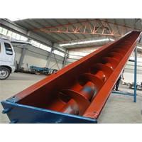 河北唐山餐厨垃圾/高温/倾角螺旋输送机|正域|生产制造商