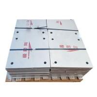 桥梁梁底钢板橡胶支座上下调平钢板四氟板滑动配套预埋楔形T形梁