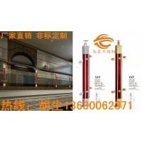 不锈钢起头立柱管 /不锈钢地铁专用立柱管批发