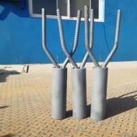 新座伸缩缝配套使用钢套管栓桥梁阻尼器橡胶支桥梁抗震锚栓防震锚