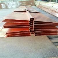 紫铜止水铜片止水铜板水电站铜片ΩV型水平垂直铜板止水片止水带