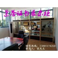 南京玻璃展柜安装定制