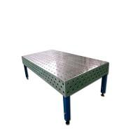 生产柔性焊接平台  多孔三维柔性焊接平台  组合焊接平台