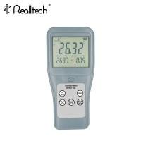 RTM1102携带式数显测温仪高精度2通道热电偶温度检测表
