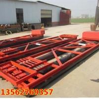 三辊轴电动摊铺机桥面混凝土铺路机应用特点