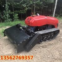 果园小型耕地机遥控智能施肥机适应复杂地形