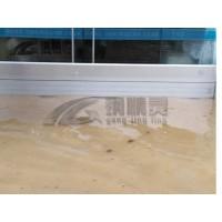 湖北不锈钢防汛门 不锈钢挡水板 地下室挡水板 地下车库挡水板