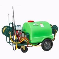 轮式便捷手推打药机  高压自走式水雾机 自走式打药机好用