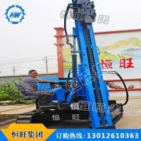 气动植桩机 小型手持式气动防汛打桩机