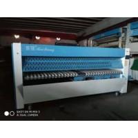 济南二手川岛100公斤水洗机低价转让二手水洗厂设备二手烫平机