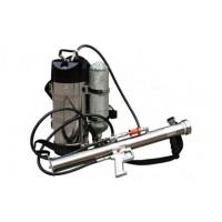 矿用脉冲气压喷雾灭火装置     矿用脉冲气压喷雾灭火装置产品介绍
