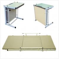学生一体课桌,单人折叠课桌,托管辅导桌椅