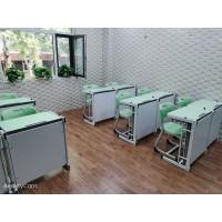 出售全新的托管班课桌椅,课桌可变午休床,性价高