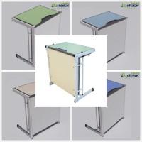 午休折叠桌床 托管辅导班专用 学生课桌床