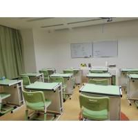 托管班课桌椅批发 教育器材采购 学生课桌椅厂家