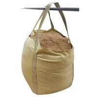 方形集装袋全新料pp包装集装袋吨袋太空包工业级吨袋方形定制