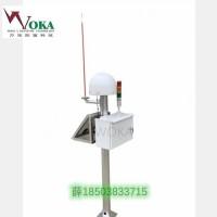 森林防火智慧防雷预警大气电场仪 区域雷电预警防护装置