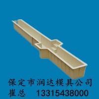 铁路工程立柱塑料模具 加工