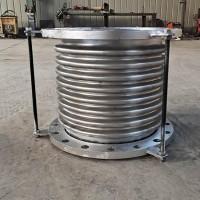 轴向内压波纹补偿器 蒸汽管道金属补偿器    减震管道膨胀节