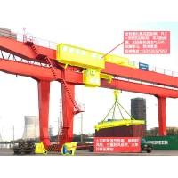 江苏常州龙门吊租赁260吨双梁龙门吊