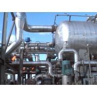 设备阻燃岩棉管白铁保温工程造纸厂设备彩钢保温施工队