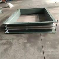 304不锈钢矩形波纹补偿器   脱硫脱硝金属补偿器    管道伸缩节