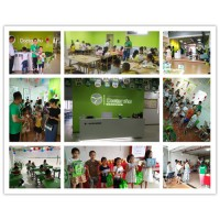 暑假在小区开办小学课外培训机构需要多少钱