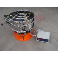 YQ-1000氢氧化铝超声波筛选机 高效氢氧化铝三次元旋振筛