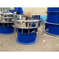 yq-1000米粉振动筛分机 高效米粉不锈钢旋振筛