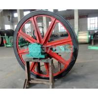 矿用天轮游动天轮竖井提升天轮绳轮规格固定
