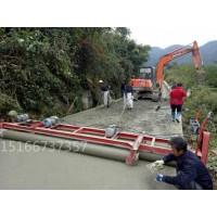 滚筒摊铺机小型混凝土摊铺机桥面铺装的振动梁