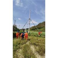 18米立杆机报价及厂家 18米三角抱杆型号规格
