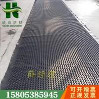 唐山屋顶绿化排蓄水板-3公分凹凸阻根板