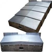 庆云机床防护罩加工定制专家  钢板式 不锈钢式防护罩