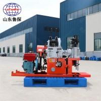 新型30米小型地质勘探取样钻机YQZ-30山地钻机