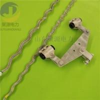 ADSS光缆用预绞式双悬垂线夹ADSS悬垂线夹预绞式悬垂线夹
