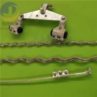 户外架空光缆金具 OPGW光缆用双悬垂线夹