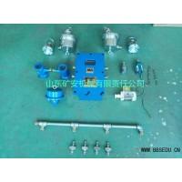ZP127型矿用自动洒水降尘装置匹配哪些传感器