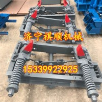 QZC6矿用气动阻车器 600轨距30公斤轨重阻车器