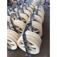 架空导线滑轮参数 导线放线滑轮报价及厂家