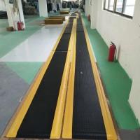 铺设防疲劳地垫方法,广东环保防静电胶板,脚垫厂家