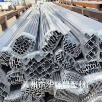 安裝玻璃大棚鋁材 陽光板溫室鋁型材