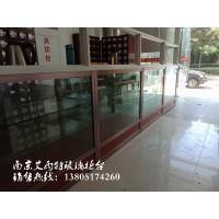 南京玻璃展柜|南京艾雨特展柜