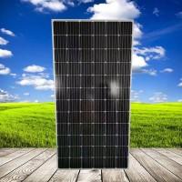 厂家批发晶天10KW-50MW光伏电站单晶330W太阳能板
